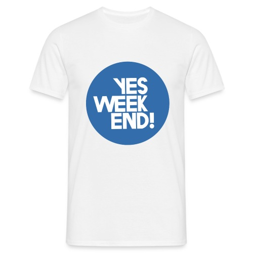 YES WEEK END HB - T-shirt Homme