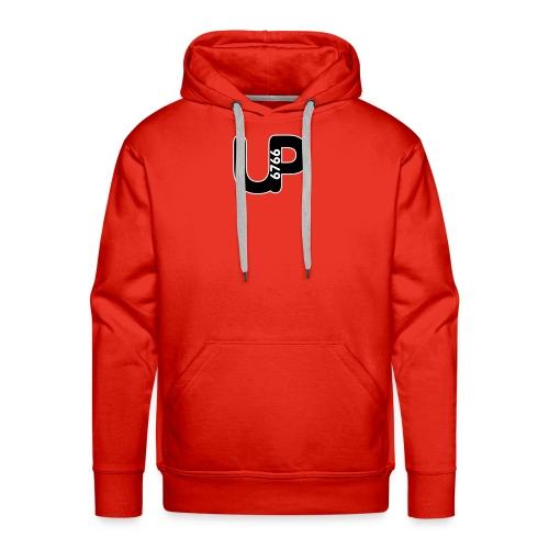 Das rote Hoodie - Männer Premium Hoodie