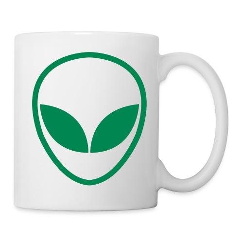 Tasse alien - Mug blanc