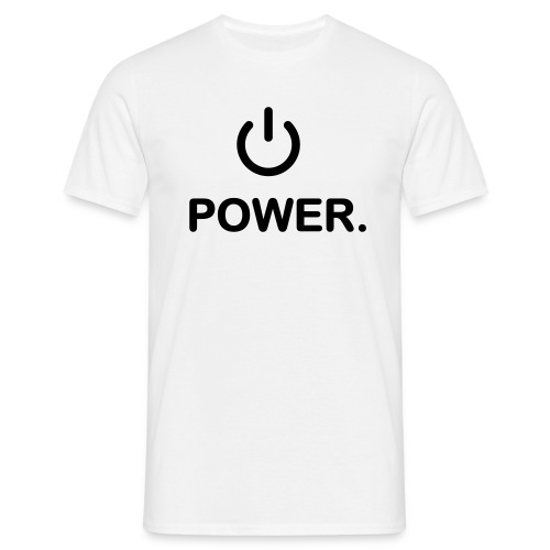 Power - Game Over - Men's T-Shirt