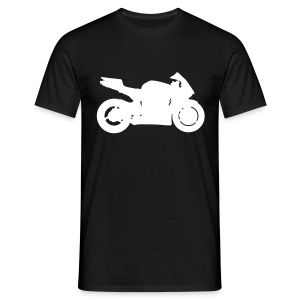 CBR (white) - Men's T-Shirt