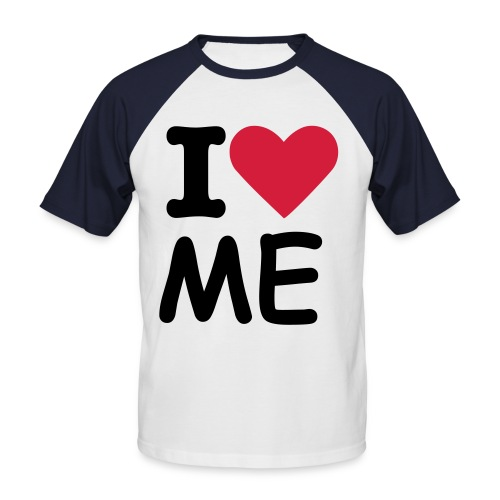 You and me ! - T-shirt baseball manches courtes Homme