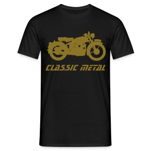 Classic Metal - Men's T-Shirt