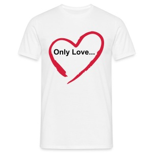 Only Love 001 - T-shirt Homme