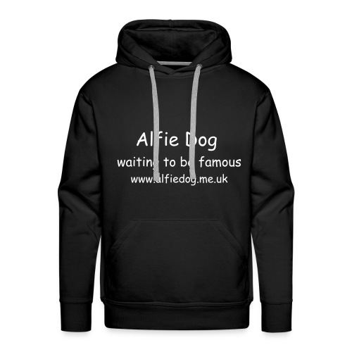 Waiting to be famous - Men's Premium Hoodie