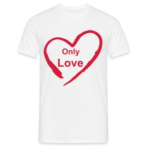 Only Love 004 - T-shirt Homme