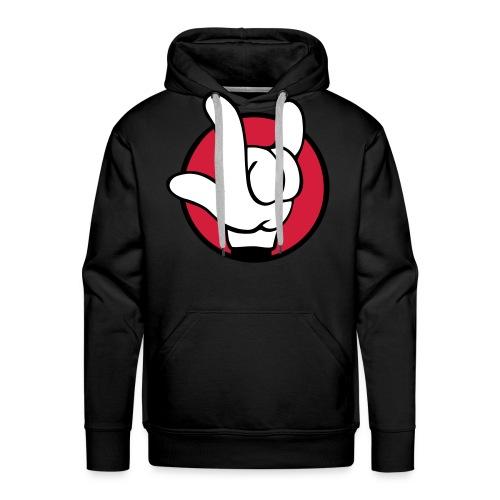 STOOGE PICK ME - mens hoodie - Men's Premium Hoodie