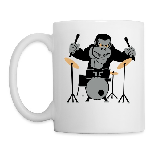 The Drummer man - Mug