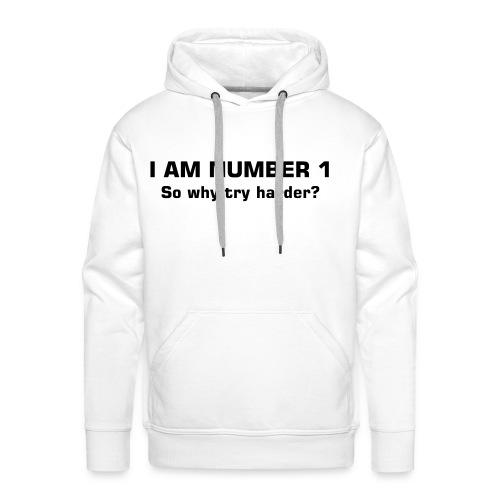 No.1-Men - Männer Premium Hoodie