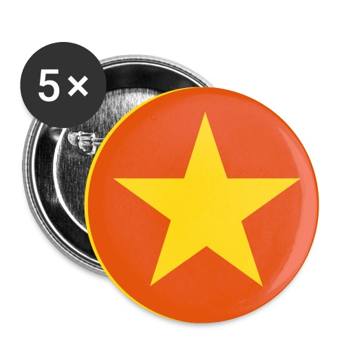sTar - Buttons klein 25 mm