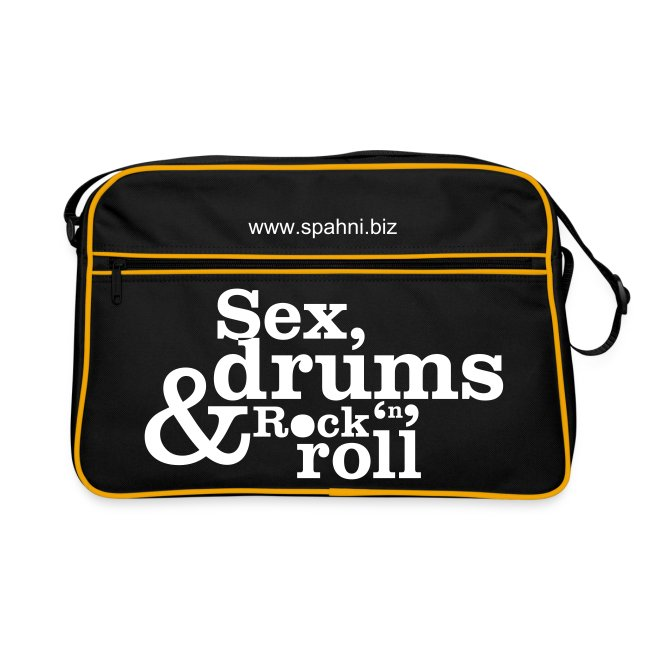 Drums Rock N Roll Bag 3