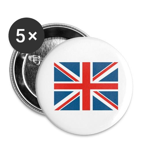 Union Flag - Buttons medium 32 mm