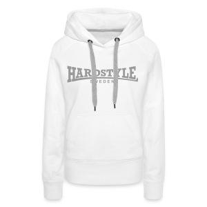 Hardstyle Sweden -  Reflex - Flera tröjfärger - Premiumluvtröja dam
