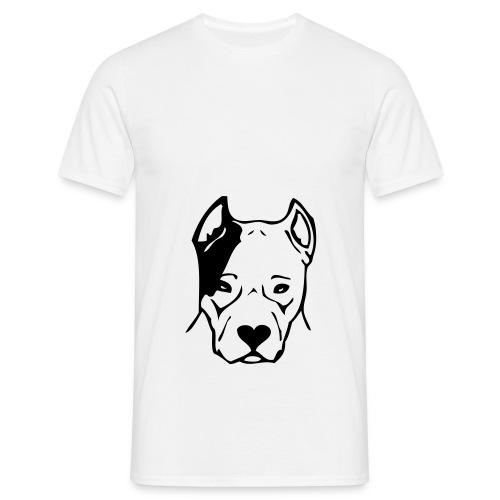 doggie style - Mannen T-shirt
