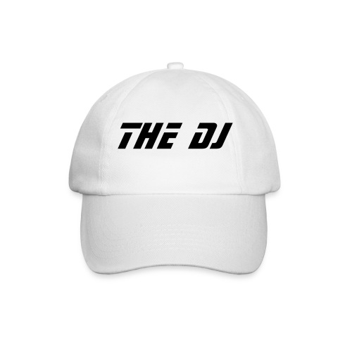 The Dj - Baseballkappe