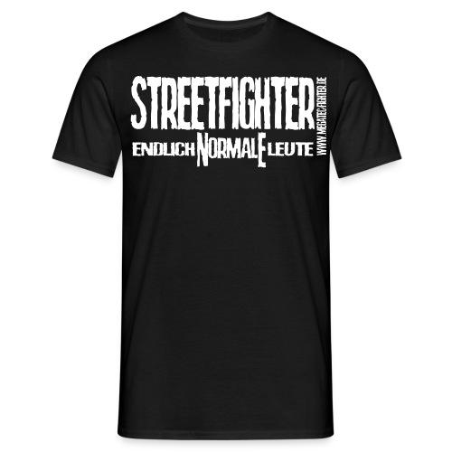 ENDLICHE NORMALE LEUTE Shirt - Männer T-Shirt