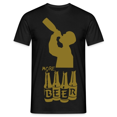 beer - T-shirt Homme