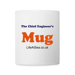 The Chief Engineer's Mug - Mug