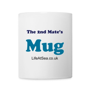 The 2nd Mate's Mug - Mug