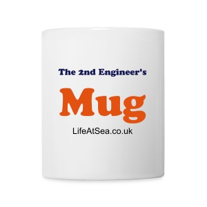 The 2nd Engineer's Mug - Mug