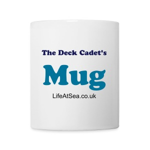 The Deck Cadet's Mug - Mug