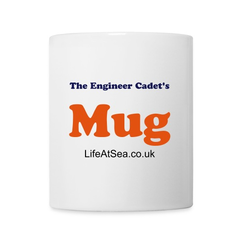 The Engineer Cadet's Mug - Mug