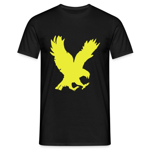 eagle neon t-shirt - Men's T-Shirt