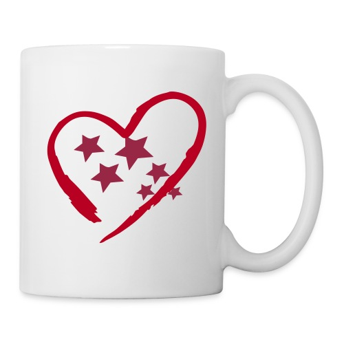 Stars in Your Heart - Tasse