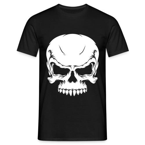 Skull2 - T-skjorte for menn