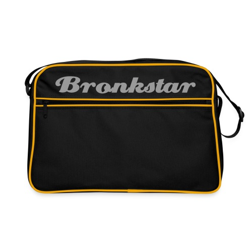 Bronkstar in super tschuggi Discokugel-Metallic - Retro Tasche