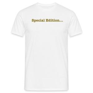 Special Edition, flex - Mannen T-shirt