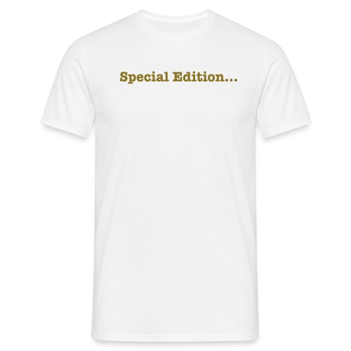 Special Edition, flex - Mannen T-shirt