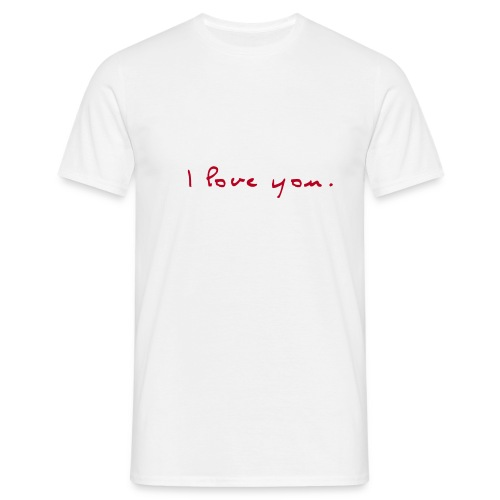 love collection - Männer T-Shirt