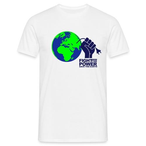 save planet - Koszulka męska