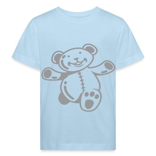 Teddy Blue - Kids' Organic T-shirt