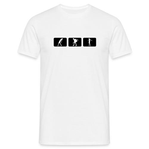 Teeshirt Blanc-N - T-shirt Homme