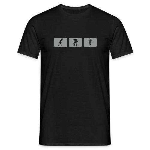 Teeshirt Noir-G - T-shirt Homme