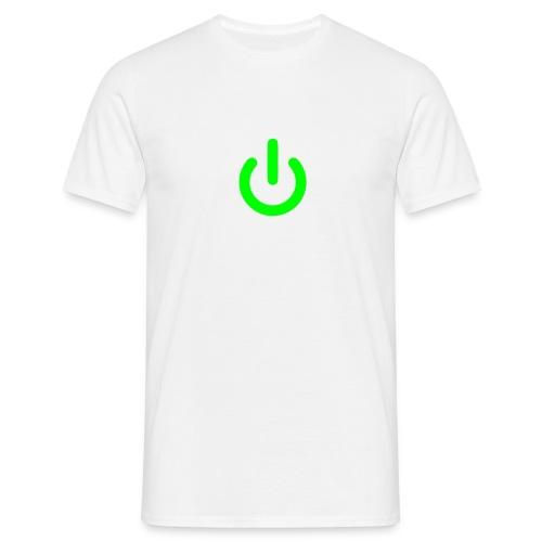 Boy on off - Men's T-Shirt