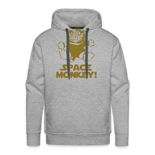 Monkey Hettegenser - Premium hettegenser for menn