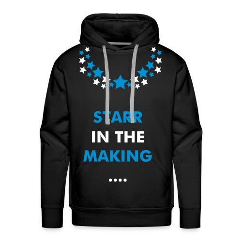 STARR IN THE MAKING - Men's Premium Hoodie