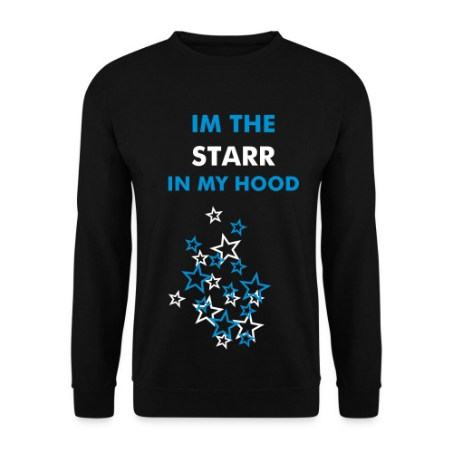 STARR IN THE HOOD - Men's Sweatshirt