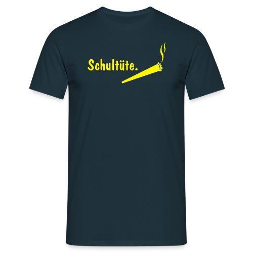 Schultüte Joint - Männer T-Shirt