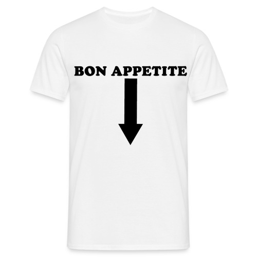 Bon appettie - Men's T-Shirt