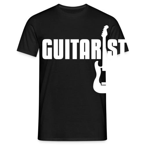 Guitarist - Männer T-Shirt