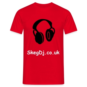 SkegDJ t-shirt (Mens Classic) - Men's T-Shirt
