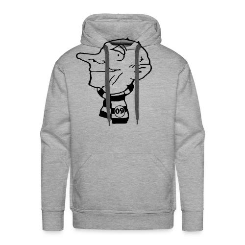 Meckermann Kapu grau - Männer Premium Hoodie