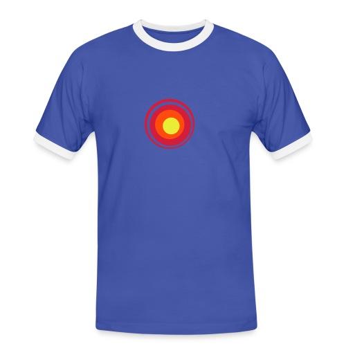 Doudou - J ai besoin de soleil - T-shirt contrasté Homme