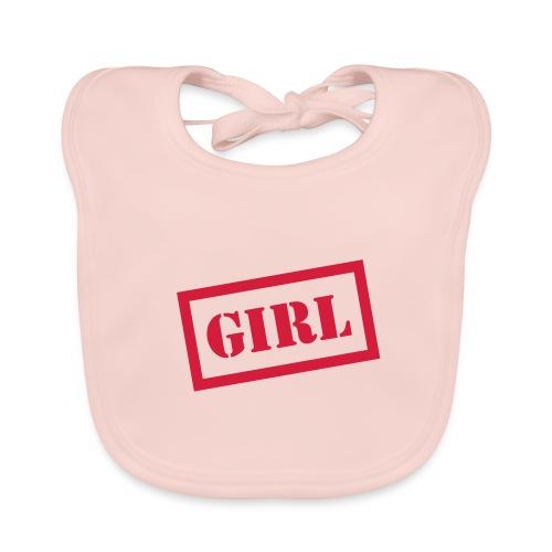Girlz - Bio-slabbetje voor baby's