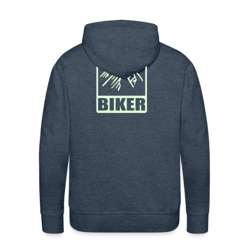 Pullover Mountainbiker - Männer Premium Hoodie