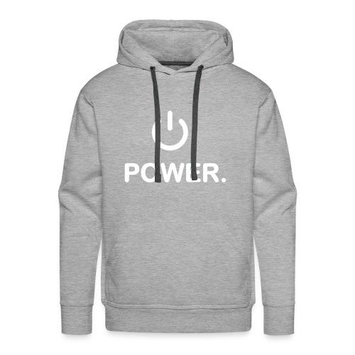 Power Sweater  - Mannen Premium hoodie